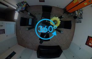 Tour Virtuale 360° Vegan Inn Airport