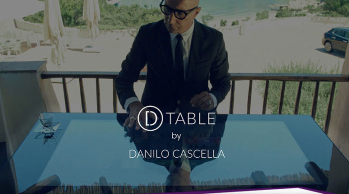 Progetto Web D-Table