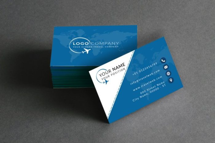 Diego Maravilla Travel Business Card
